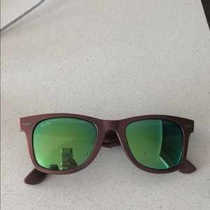 Ray band wayfarer